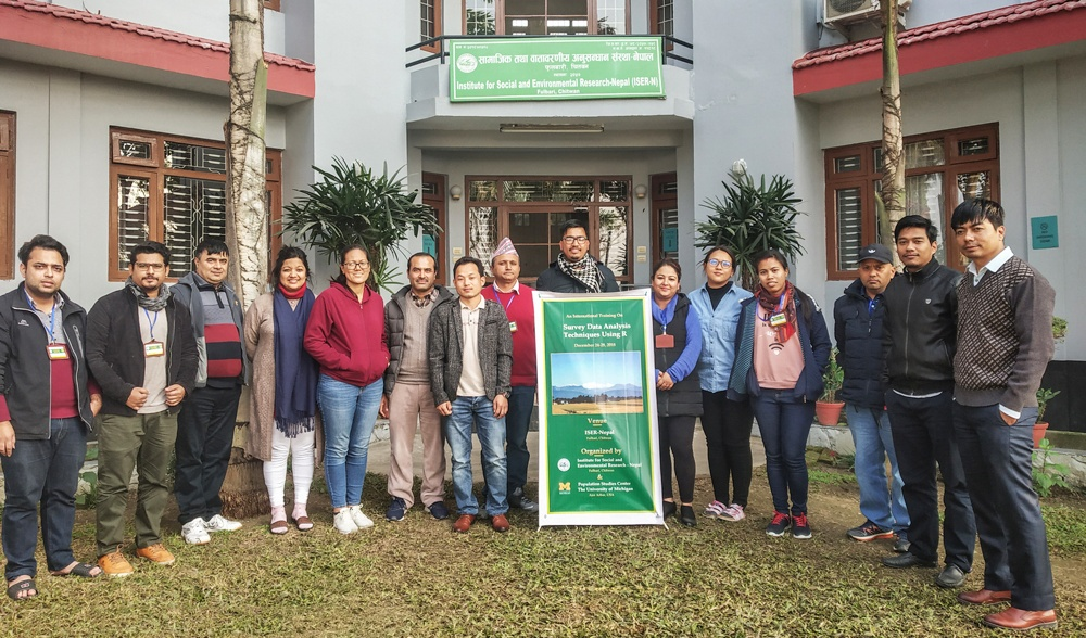 ISER-Nepal – Institute for Social and Environmental Research – Nepal