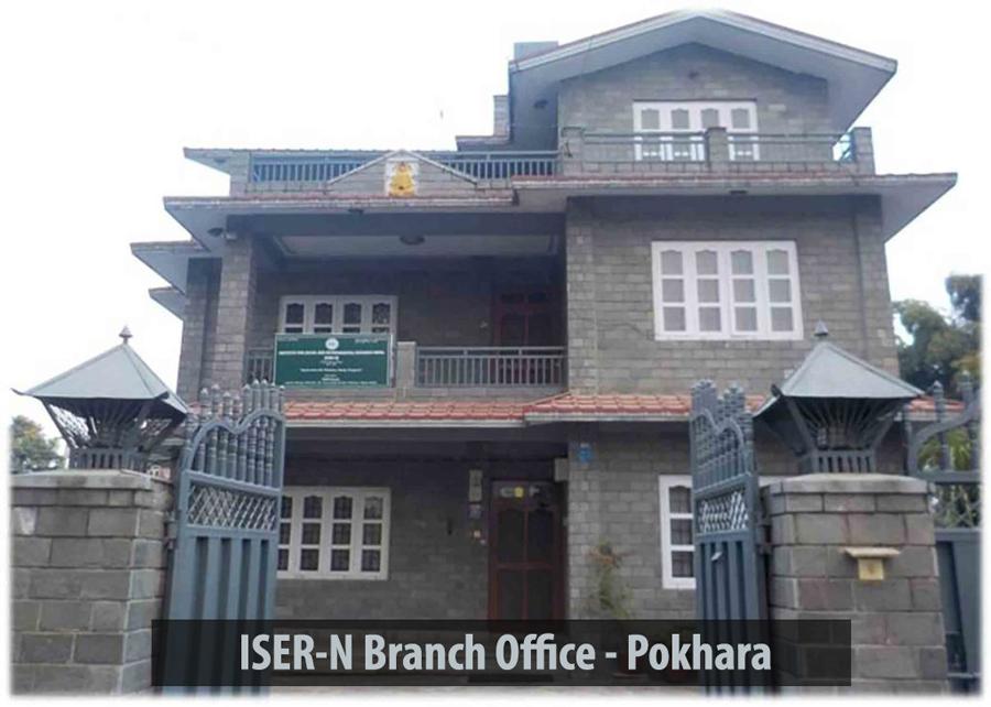ISER-N_branch_office_pokhara